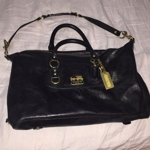 Coach satchel purse in EUC